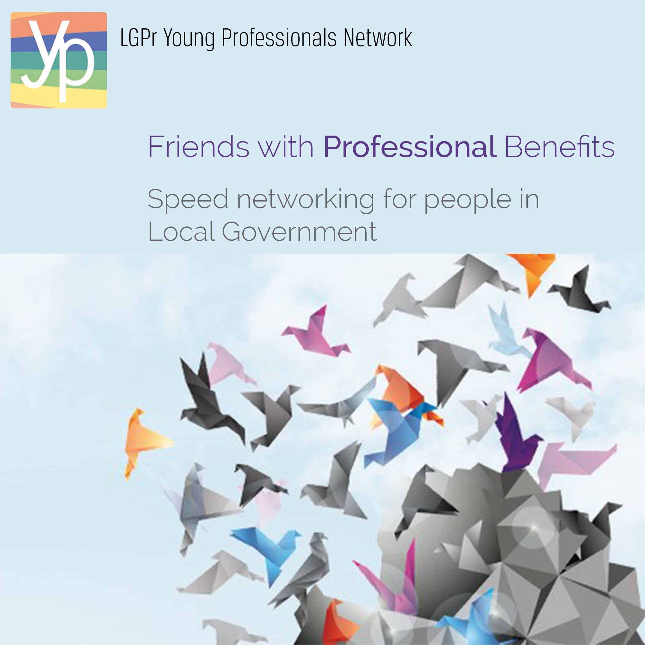 Young Professionals SIG: Friends With Professional Benefits
